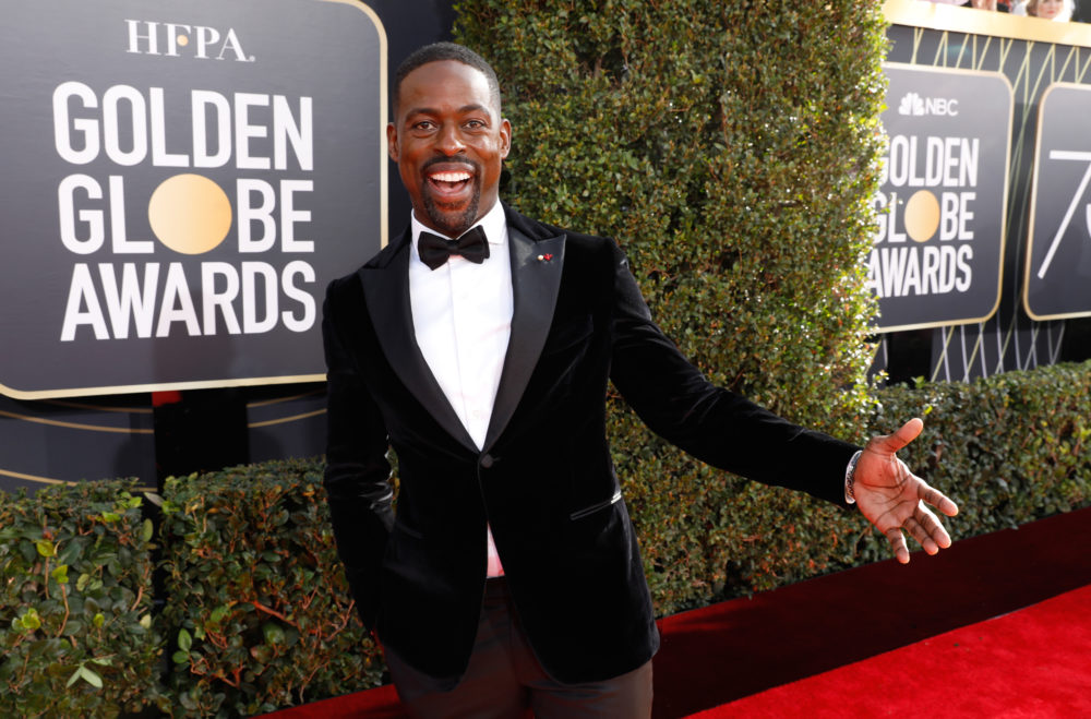 Sterling K. Brown is now part of Golden Globes history, and his speech will make you bawl