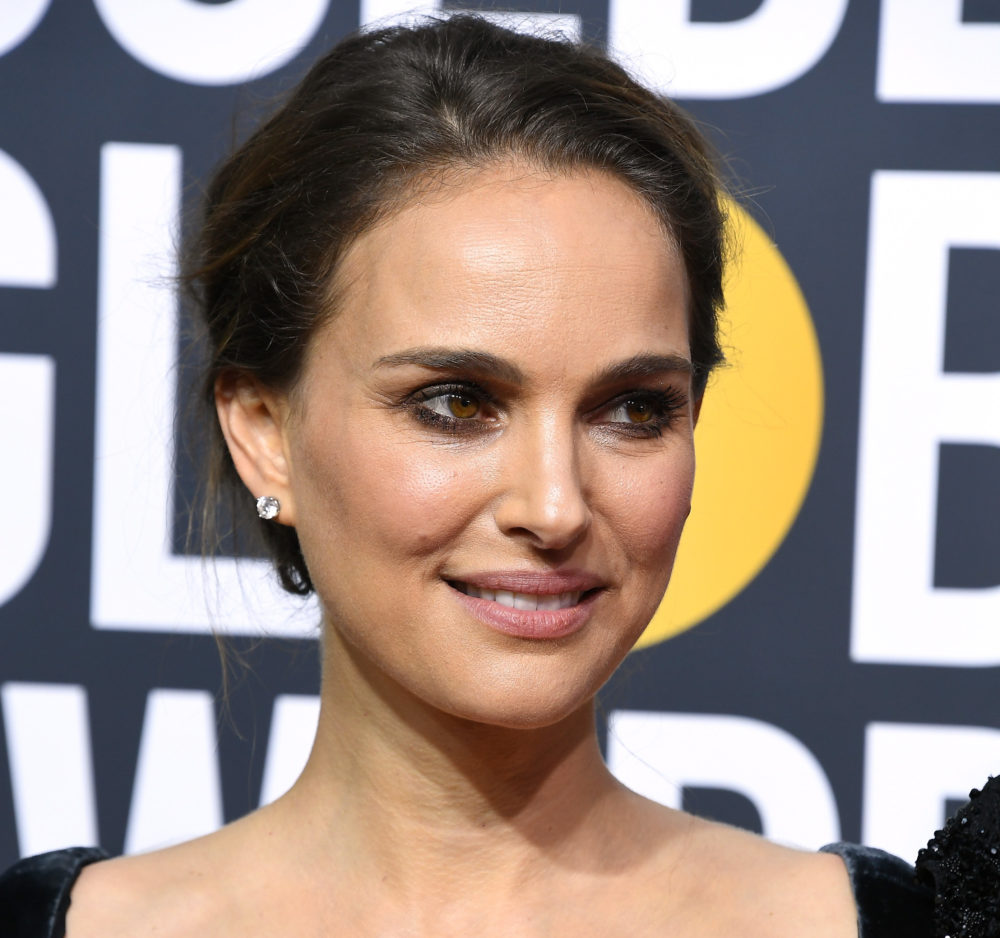 Natalie Portman just called out the Golden Globes for its all-male directing category