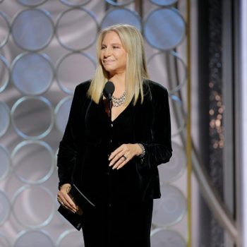 Barbra Streisand — the only woman to have ever won Best Director at the Golden Globes — called out the awards show for its lack of women nominees