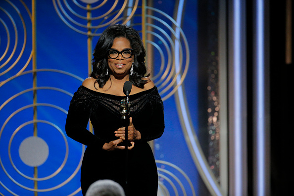 Oprah is apparently thinking about running for president — and this is not a drill!