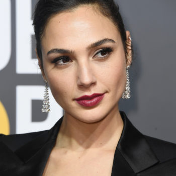 Gal Gadot's $6 lipstick at the 2018 Golden Globes looked like a million bucks