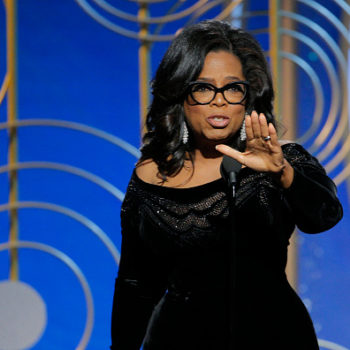 People think this should officially be Oprah's campaign slogan for 2020