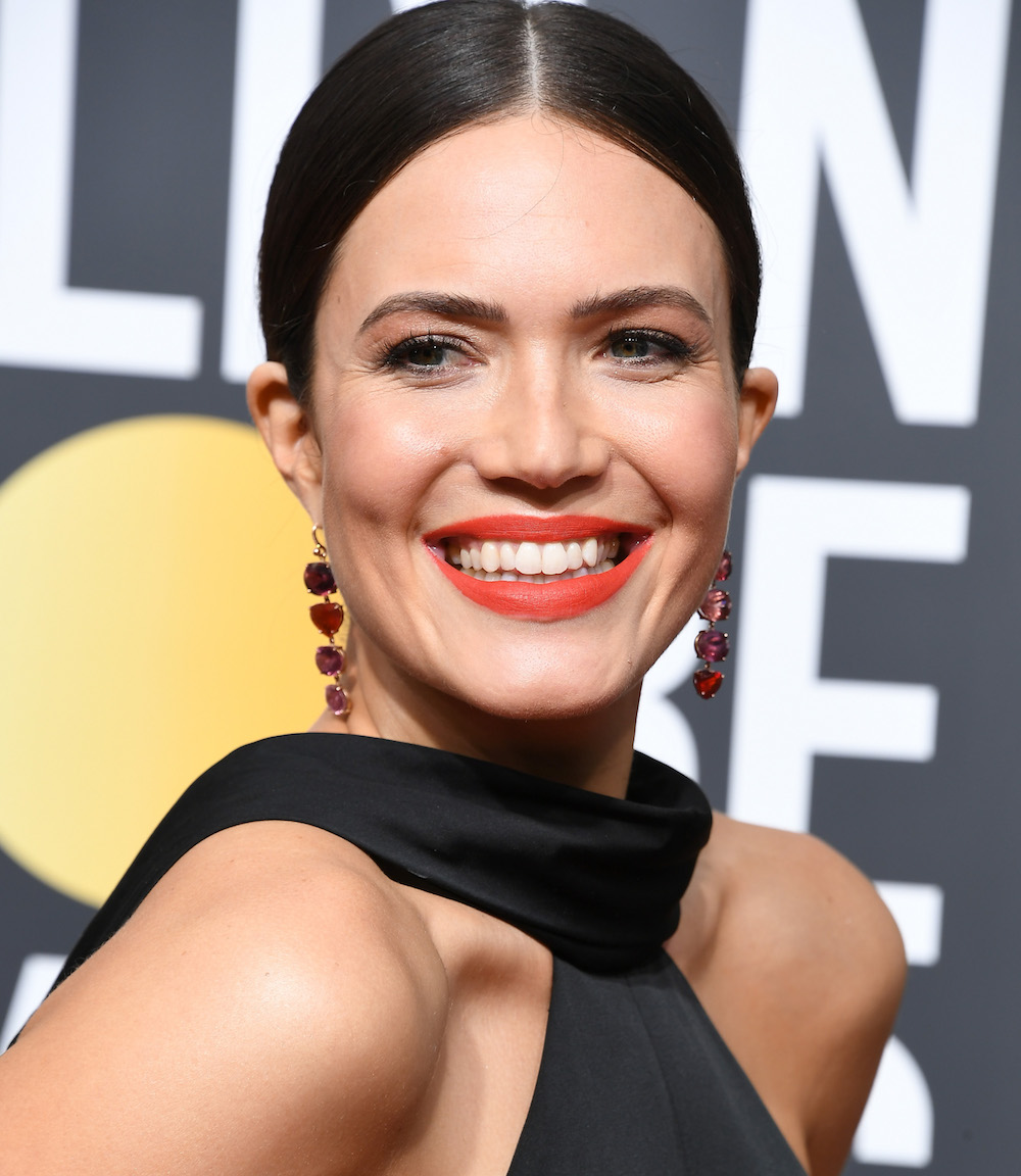 2018: Mandy Moore Wore Charlotte Tilbury's New Makeup Product At