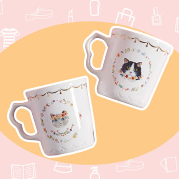 WANT/NEED: Kitten mugs to make your coffee adorable, and more stuff you want to buy