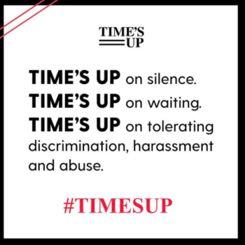 Why we need to financially support survivors with legal defense funds like Time's Up
