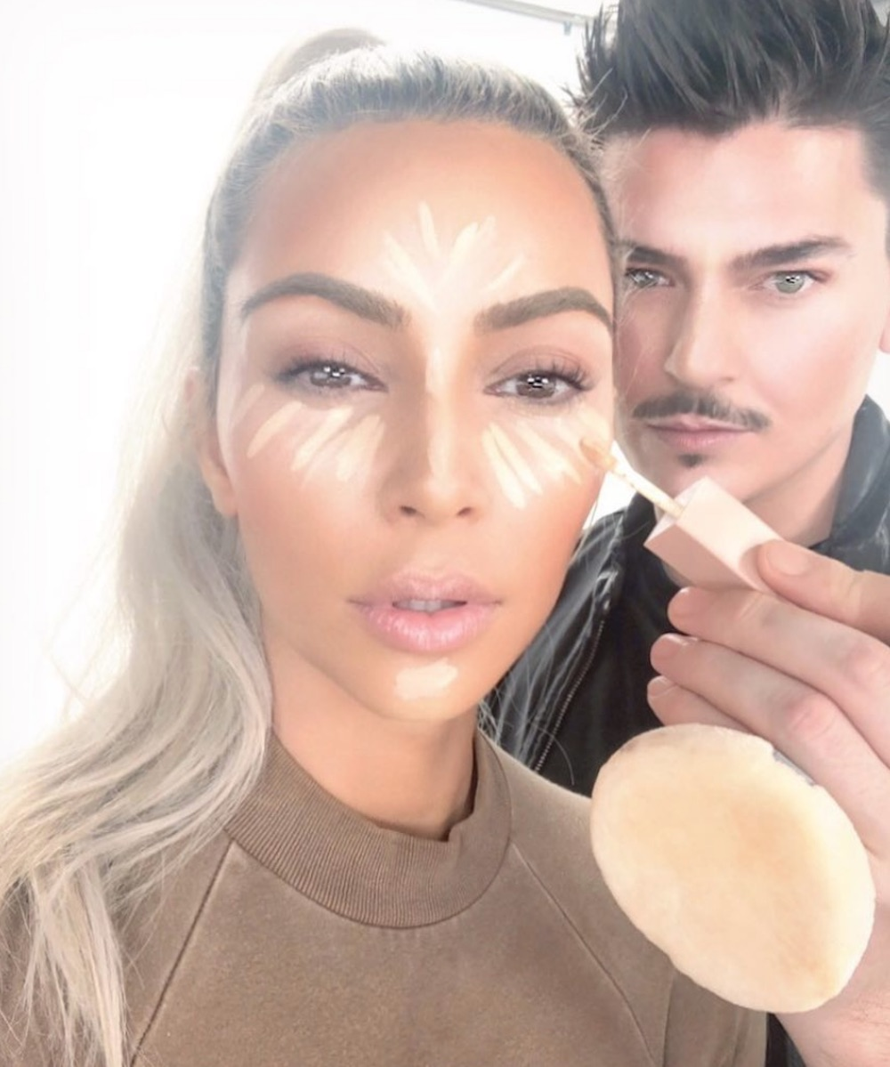 Here's a closer look at KKW Beauty's new concealers that are launching soon