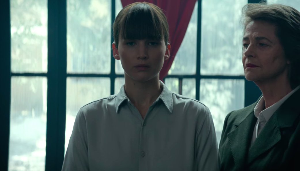 "Jennifer Lawrence is one badass femme fatale in the latest trailer for ""Red Sparrow"""