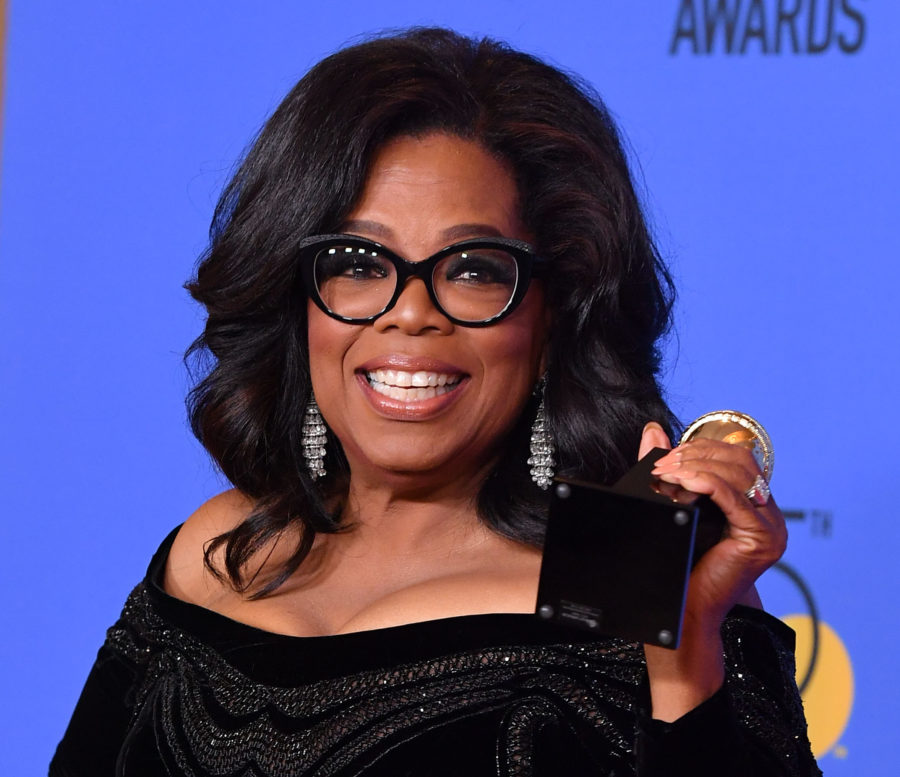 How Oprah could beat Donald Trump at his own game in 2020