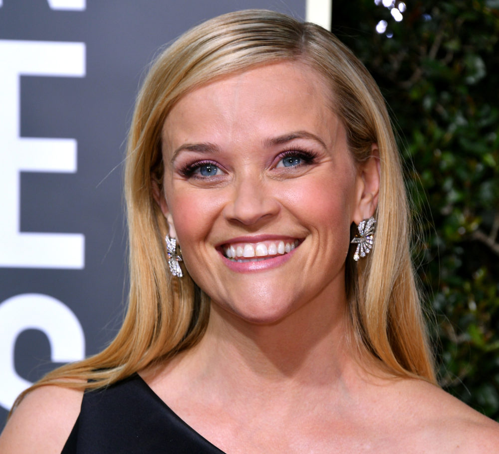 Reese Witherspoon's Oprah impression is pretty spot-on