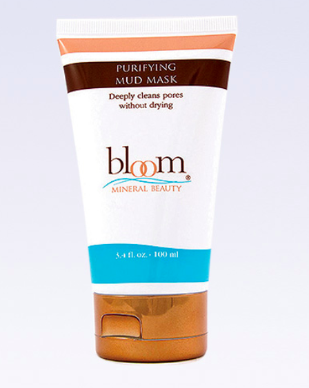 Bloom Purifying mud mask