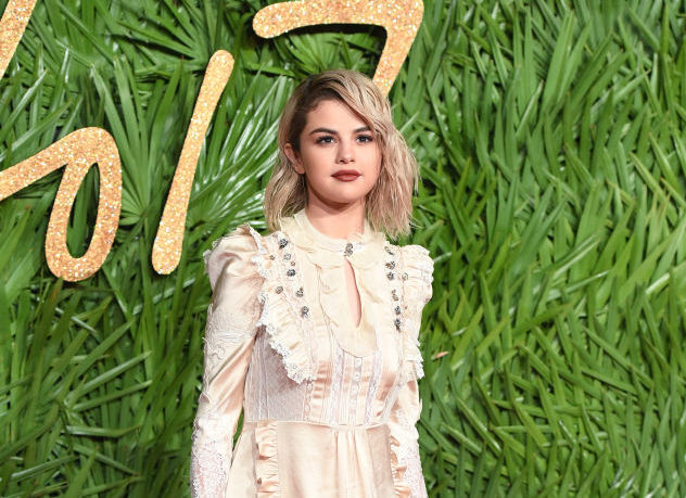 Selena Gomez may have just addressed the alleged feud she's having with her mom