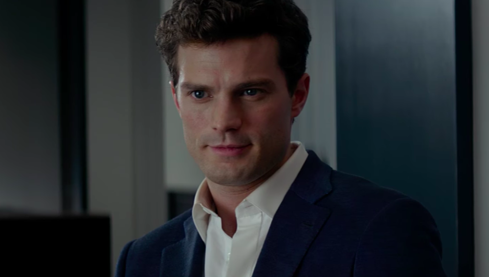 "For some reason, Jamie Dornan is singing on the ""Fifty Shades Freed"" soundtrack"