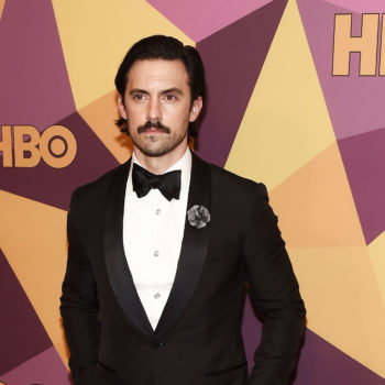 Breaking: Milo Ventimiglia fell into a pool at the 2018 Golden Globes — IS THIS HOW JACK DIES?