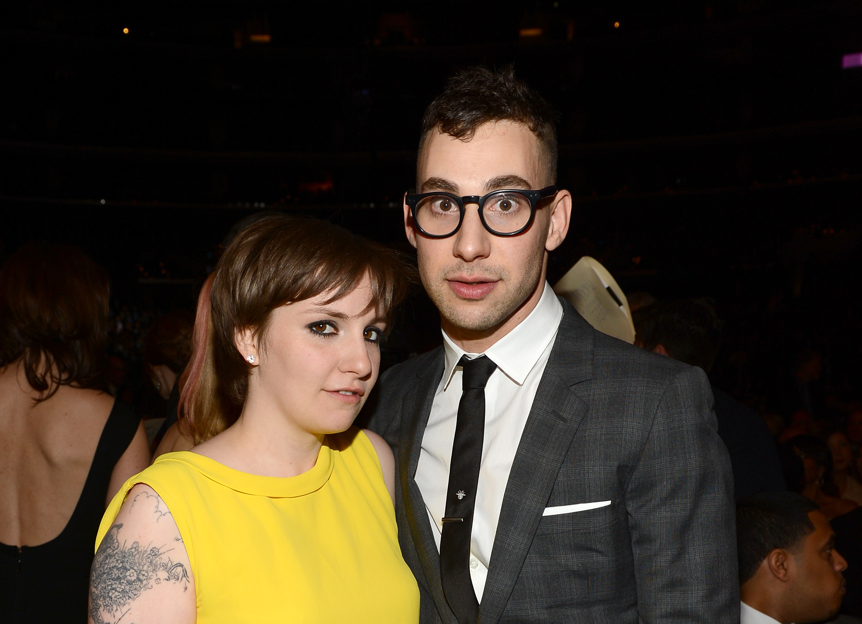 Lena Dunham and Jack Antonoff have reportedly broken up after 5 years together