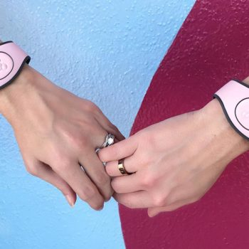 Disney just released millennial pink Magic Bands, and you need one to complete your collection