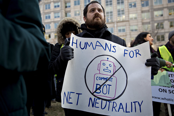 The net neutrality repeal is officially going to the Senate, and here's how you can help
