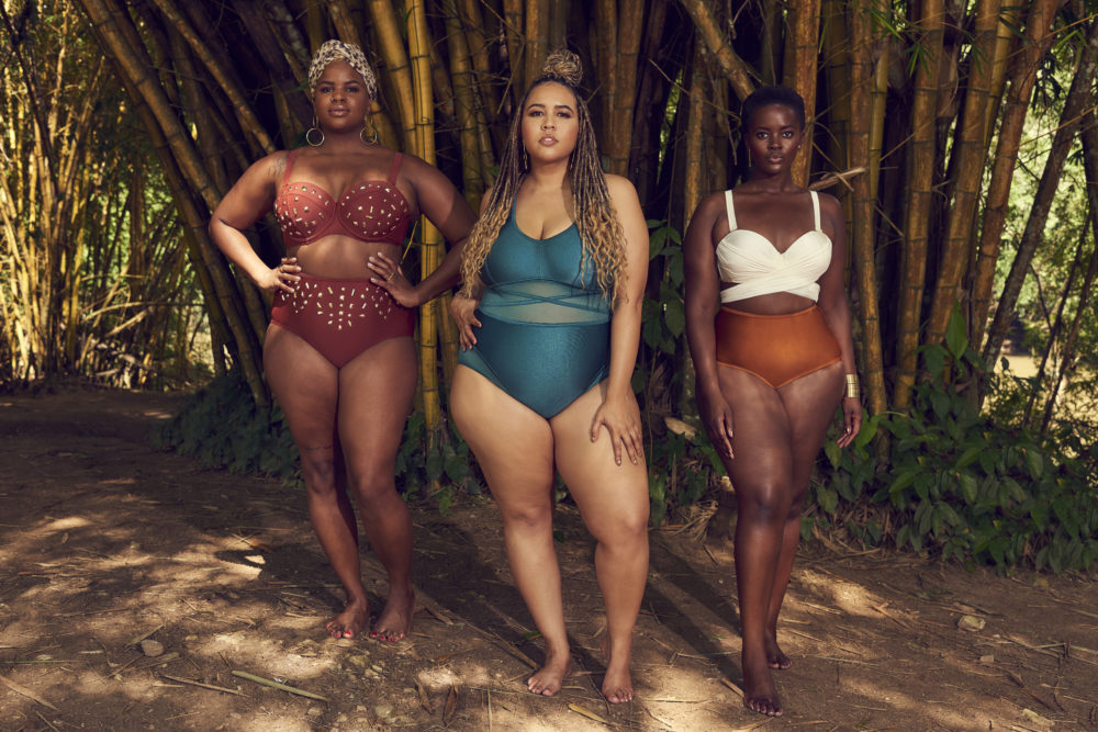 The new GabiFresh and Swimsuits For All collection will make you feel like a force of nature