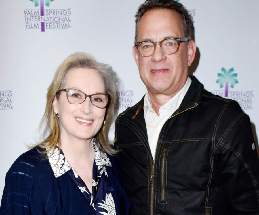 Meryl Streep and Tom Hanks are ready to send checks to Oprah's presidential campaign