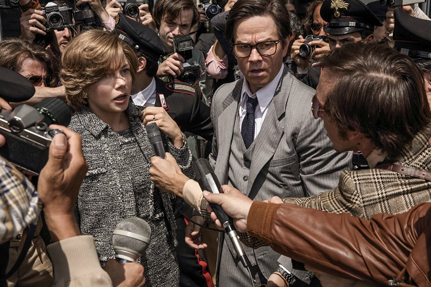 """Michelle Williams offered to reshoot """"All the Money in the World"""" for free — and Mark Wahlberg wanted *millions*"""