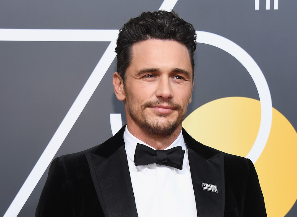 What, exactly, has James Franco been accused of?