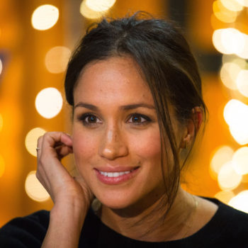 Here's how you can copy Meghan Markle's relatable AF messy bun