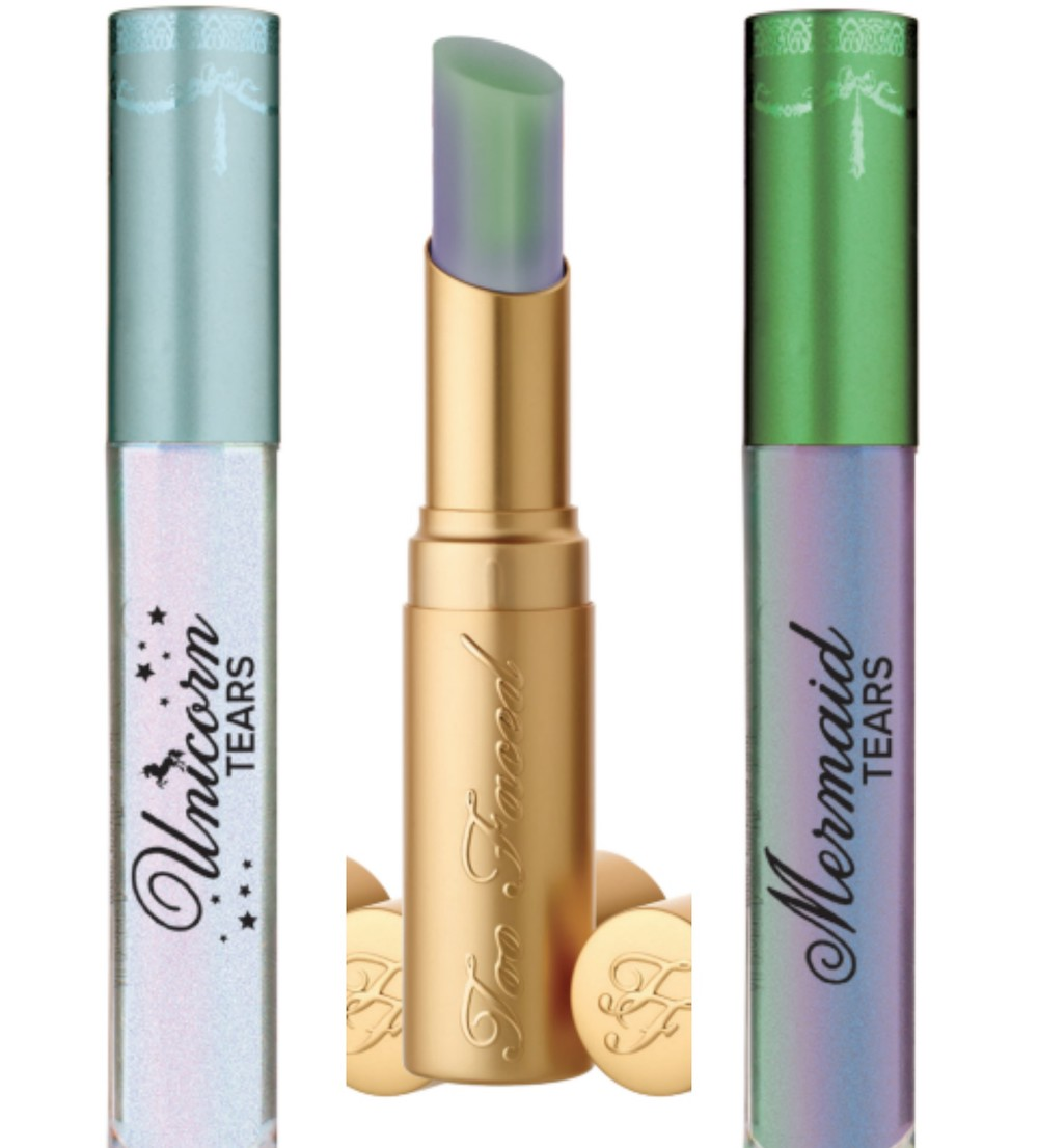 Too Faced teased a new lipstick collection that's like Unicorn Tears on steroids