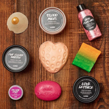 Lush is discontinuing 29 products, so stock up now before your heart gets broken