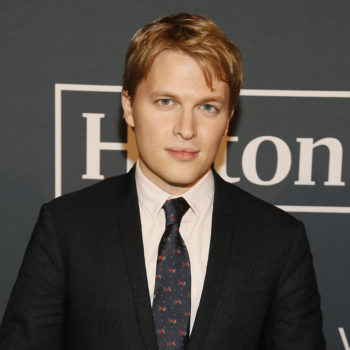 Woody Allen's son Ronan Farrow says his family background helped him understand abuse of power