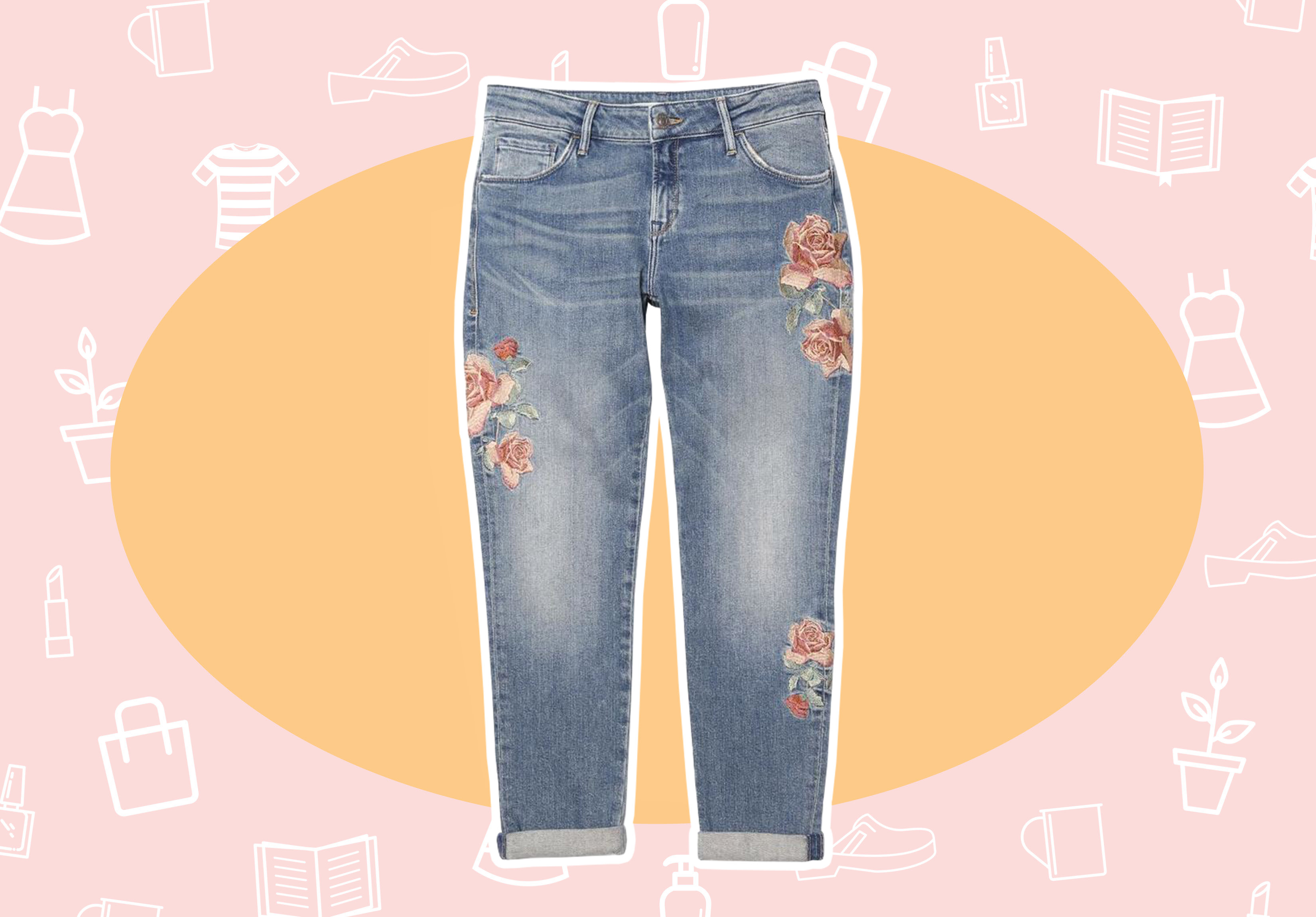 WANT/NEED: The perfect jeans for a Galentine's Day party, and more stuff you want to buy