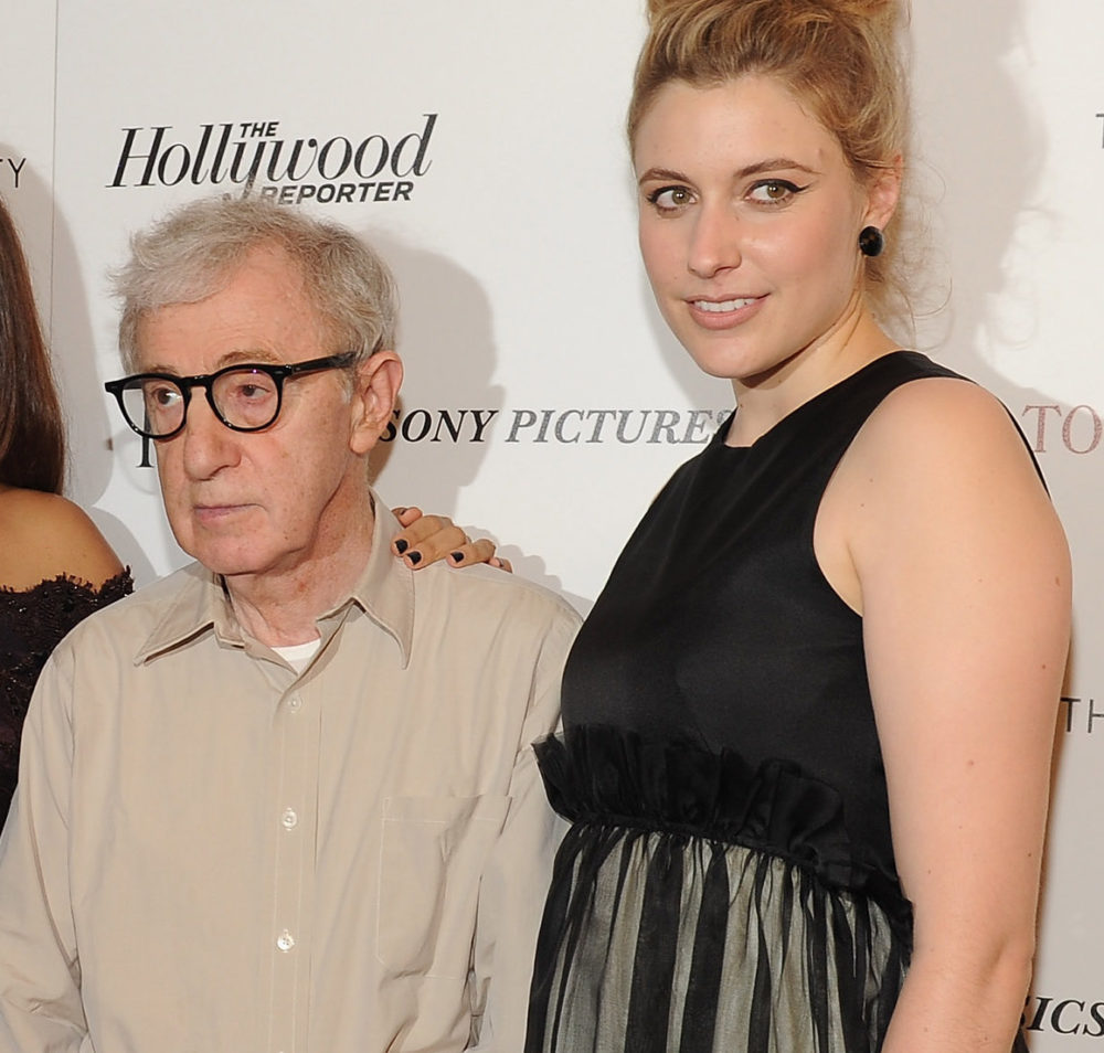 """Greta Gerwig regrets working with Woody Allen: """"I increased another woman's pain"""""""