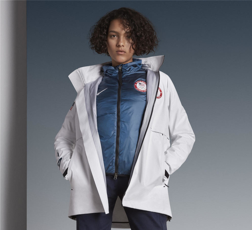 The stylish 2018 Winter Olympic uniforms just might inspire you to hit the slopes