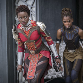 """Black Panther"" is already so popular, even Lupita Nyong'o can't get tickets"