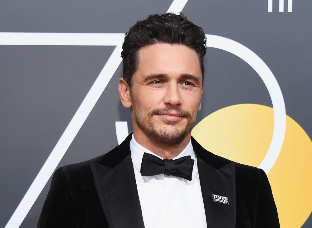 """""""The New York Times"""" has canceled an upcoming event with James Franco, and that's the right call"""