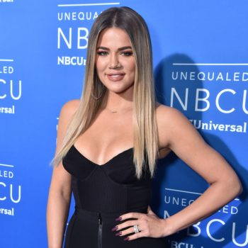 Khloé Kardashian revealed why she rarely weighs herself