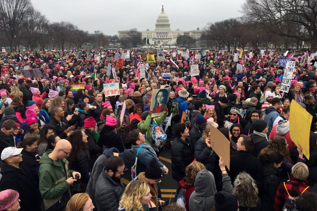 Where is the 2018 Women's March? Here's what you need to know to join the fight for equality