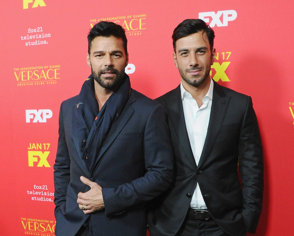 Ricky Martin married artist Jwan Yosef, and so many congrats!