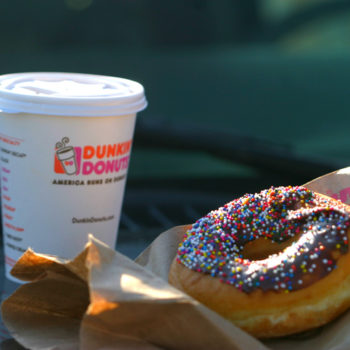 Dunkin' Donuts has been reducing its menu, and we didn't even get to say our goodbyes