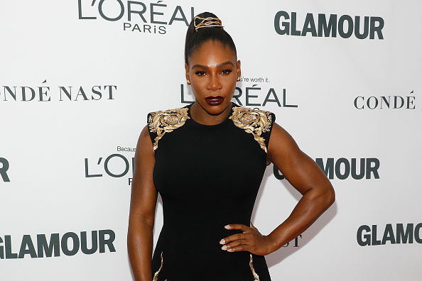Serena Williams revealed she had scary medical complications after her C-section