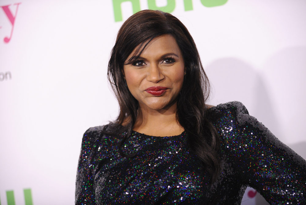 Mindy Kaling might be on maternity leave, but that's not slowing her down one bit with her new NBC show