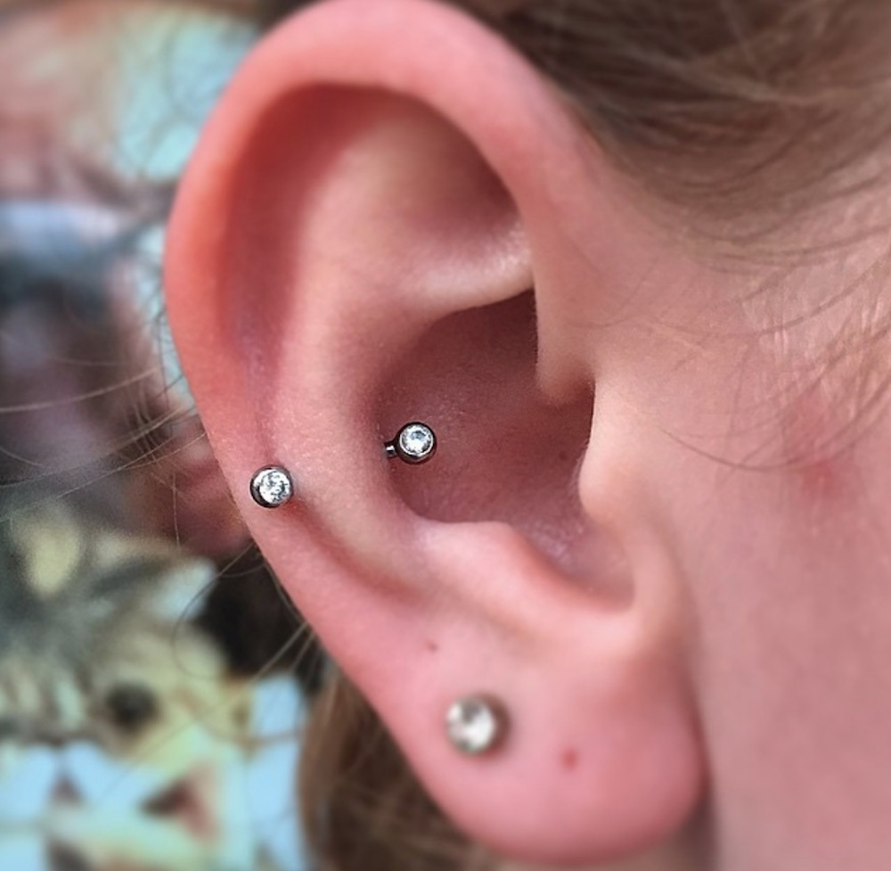 Is The Snug Piercing As Painful As It Looks Hellogiggles