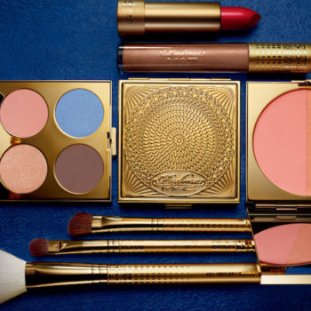 Padma Lakshmi and MAC whipped up a glam day-to-night makeup collection