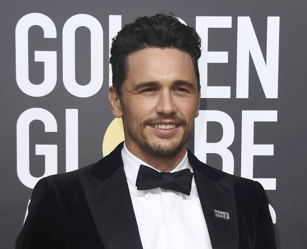 James Franco was a no-show at the 2018 Critics' Choice Awards amid sexual misconduct allegations