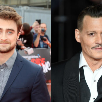 """Daniel Radciffe has commented on Johnny Depp's role in """"Fantastic Beasts,"""" and Harry Potter is NOT happy about it"""
