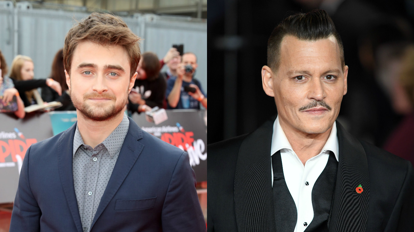 "Daniel Radciffe has commented on Johnny Depp's role in ""Fantastic Beasts,"" and Harry Potter is NOT happy about it"
