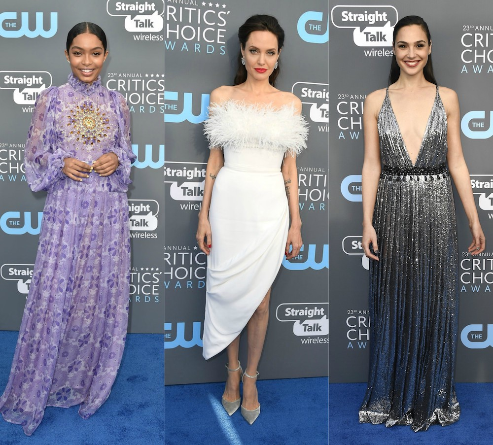 17 of our favorite red carpet looks from the Critics' Choice Awards