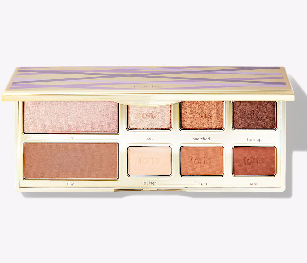 Tarte launched a Shape Tape eye and cheek palette, and no, this is not a drill