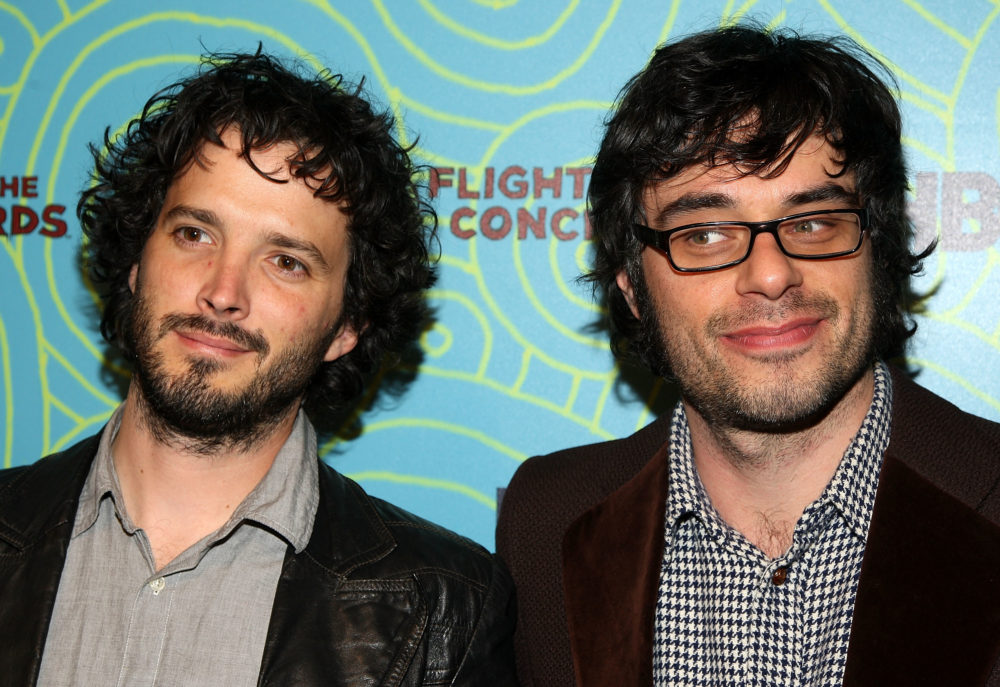 """HBO is bringing us a new """"Flight of the Conchords"""" special, because we've gone long enough without business time"""