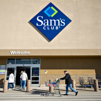 Walmart abruptly closed dozens of Sam's Club stores, and over 10,000 workers could be affected