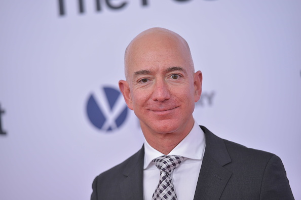 Jeff Bezos plans to fund $33 million in DACA scholarships