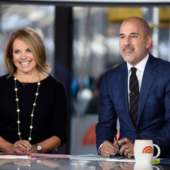 """Katie Couric is ready to talk about Matt Lauer's firing from the """"Today"""" show, and here's what she has to say"""
